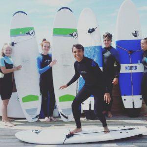 Surfschule Wenningstedt