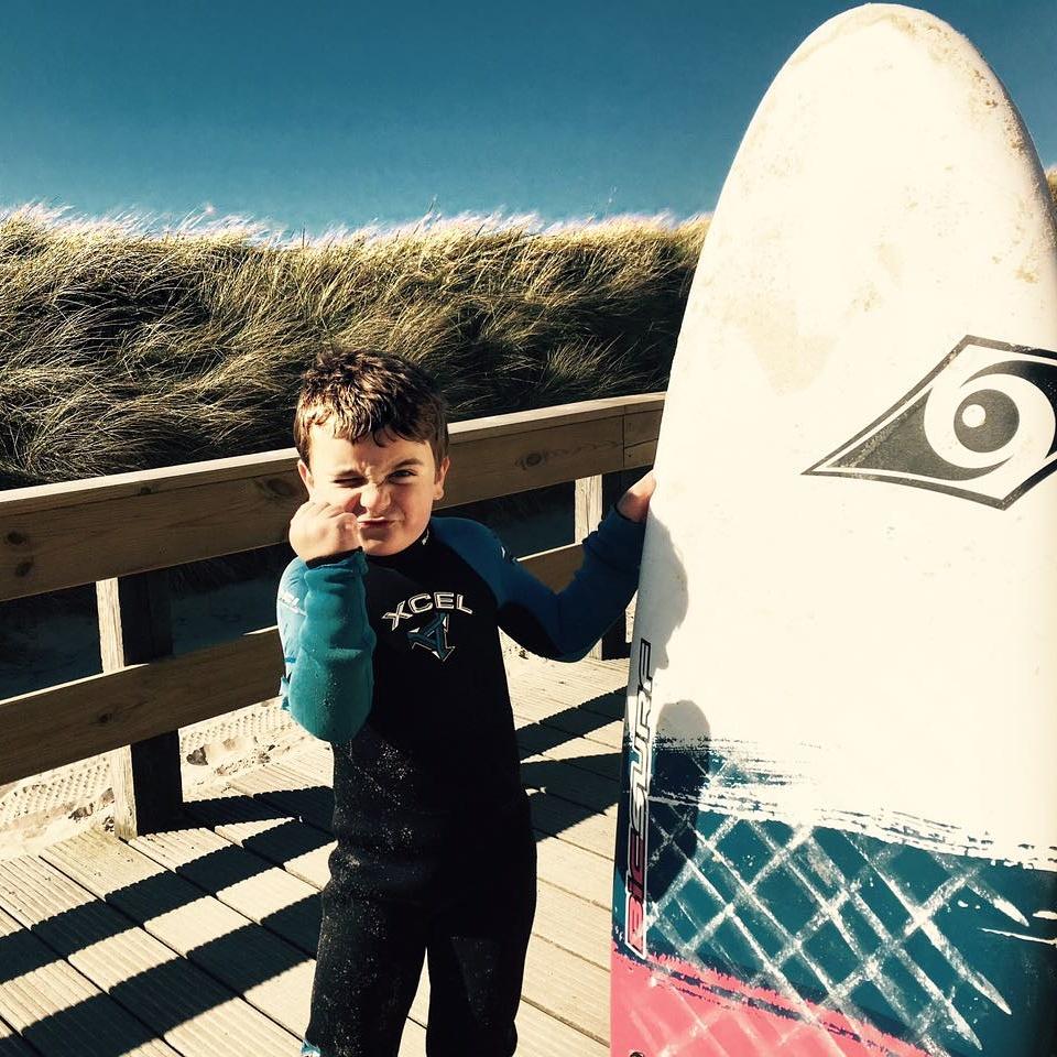 Surfen lernen Sylt | Sylt Surfschule | Wellenreiten auf Sylt