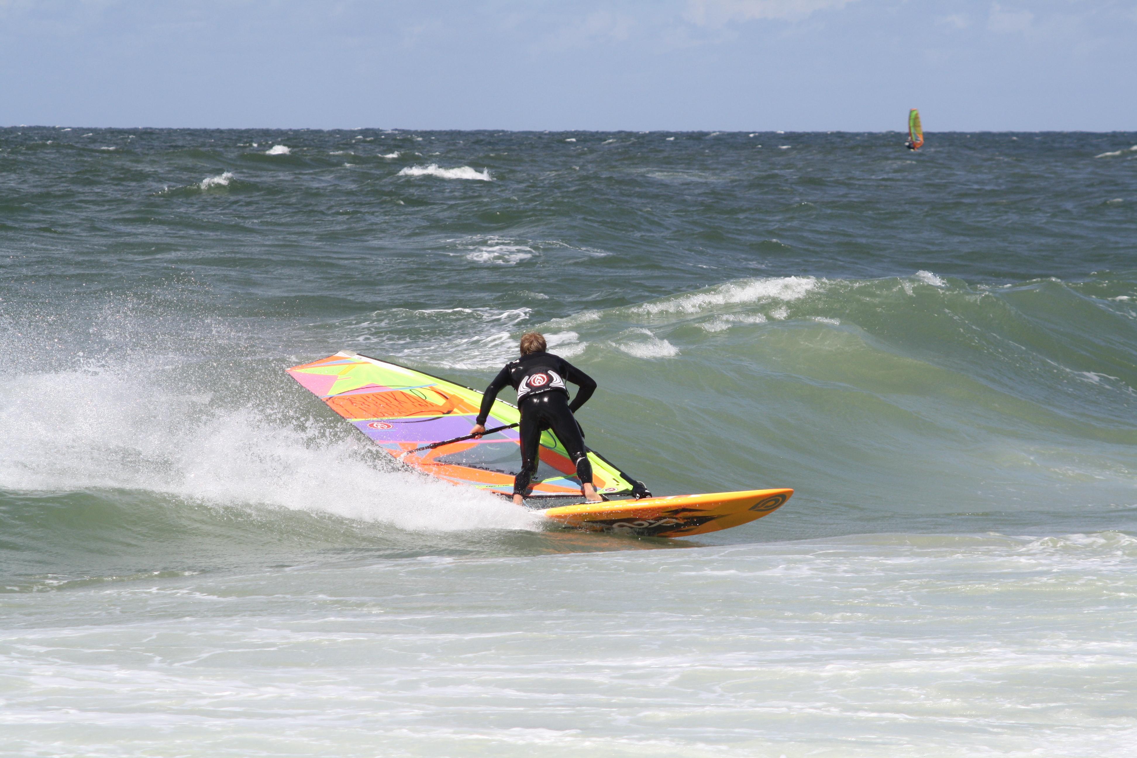 Sylt_Windsurfen