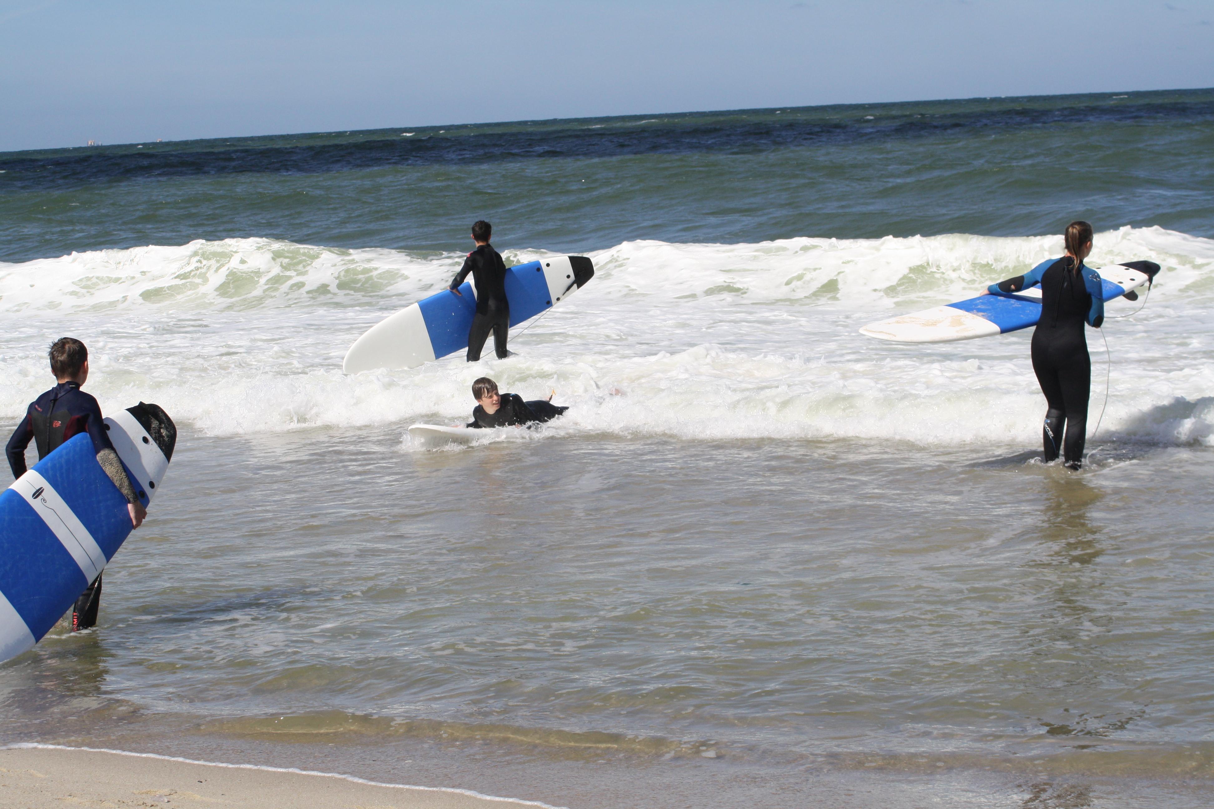Wellenreiten_Sylt