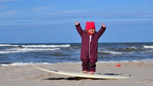 Surfen lernen Sylt