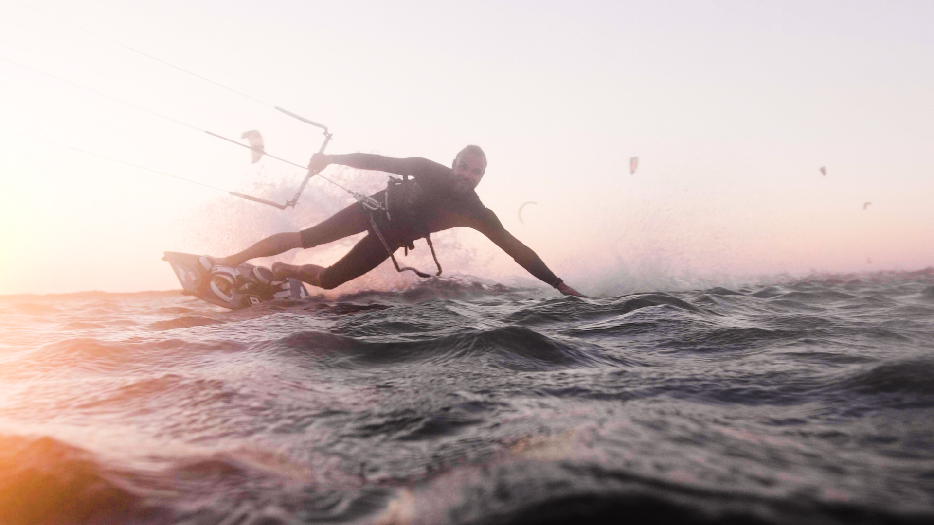 Kitesurfunterricht