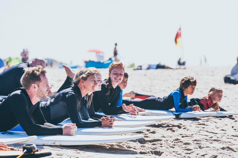 Anfängerkurs Wellenreiten