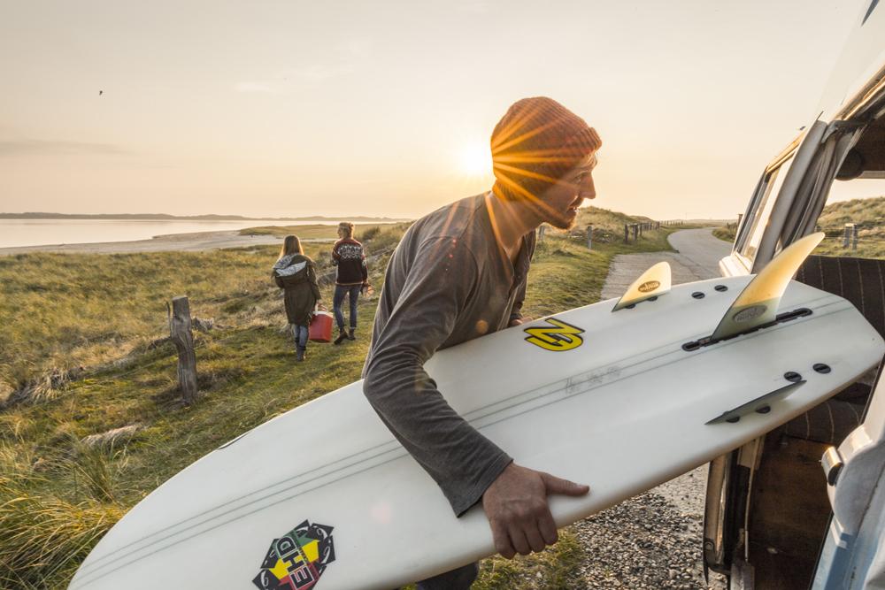 Surfboard Rental Verleih Wellenreiten Sylt