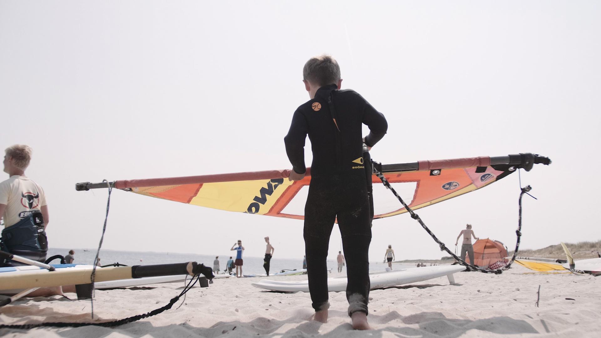 Windsurfen-Sylt